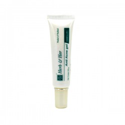 เจลรักษาสิว ครีมละลายสิวอุดตัน 20g. (Anti Acne Gel)