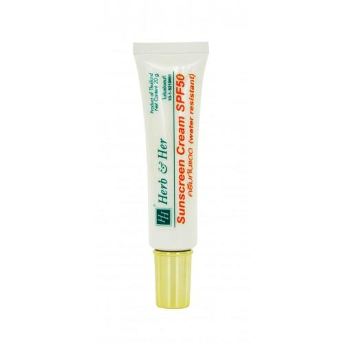 ครีมกันแดด SPF50 PA++ (Sunscreen Cream SPF50 PA++)