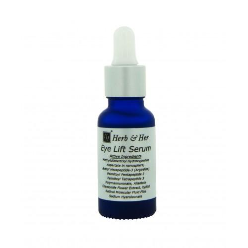 เซรั่มบำรุงผิวรอบดวงตา (Eye Lift Serum) ช่วยลดริ้วรอยและความหมองคล้ำ