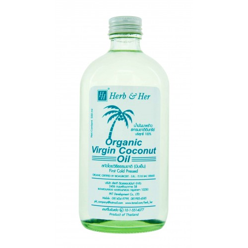 น้ำมันมะพร้าว ขนาดใหญ่ (Coconut Oil Large Size) เพื่อสุขภาพ