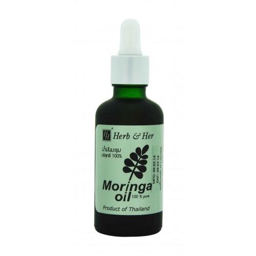น้ำมันมะรุม ขนาดใหญ่ (Moringa Oil Large Size)