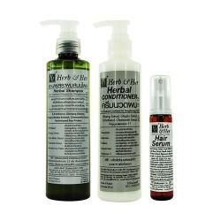 ชุดผลิตภัณฑ์รักษาผมร่วง (Reduce Hair Loss Set)